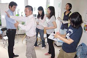 日本タッチフォーヘルス・キネシオロジー公式クラスレベル1