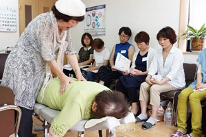 日本タッチフォーヘルス・キネシオロジー公式クラスレベル2